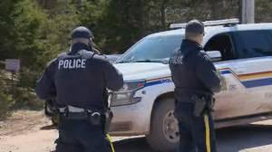 Nova Scotia RCMP missed gunman by minutes at crime scene (01:46)
