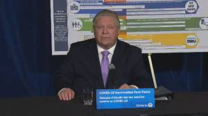 Coronavirus: Ontario extends stay-at-home orders for Toronto, Peel, other regions (00:40)