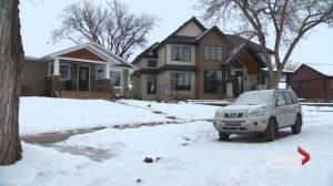 Edmonton property values on the way down