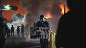 Protests erupt in Atlanta over fatal police shooting of Black man