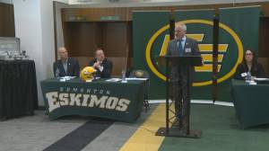 Edmonton Eskimos to keep team name