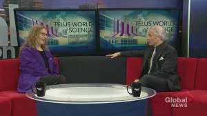 Spring break activities at the Telus World of Science