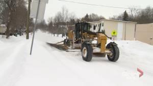 N.B. snow plow strike looming