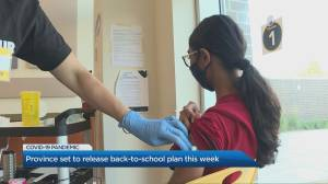 Dr. Alon Vaisman talks back-to-school guidance for vaccinated and unvaccinated children (06:21)