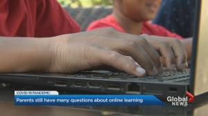 Ontario parents still have many questions about online learning