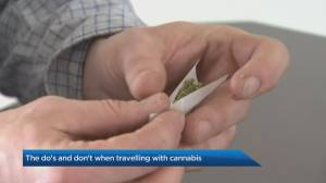 What you need to know about travelling with cannabis