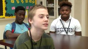 Tennessee teens help bullied classmate with new clothes