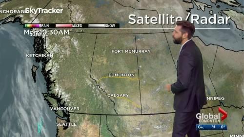Edmonton afternoon weather forecast: Monday, April 19, 2021 | Watch News Videos Online