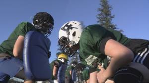 Lord Tweedsmuir looks for first B.C. senior football title