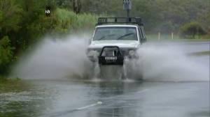 After bushfires, Australia's east coast braces for floods (01:32)