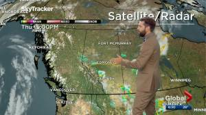Edmonton weather forecast: Thursday, July 30, 2020