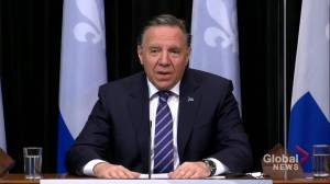 Quebec unveils its reopening plan amid COVID-19 vaccine rollout, ends curfew (04:15)