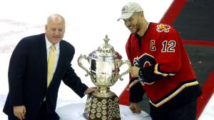 Calgary Flames great Jarome Iginla elected to Hockey Hall of Fame