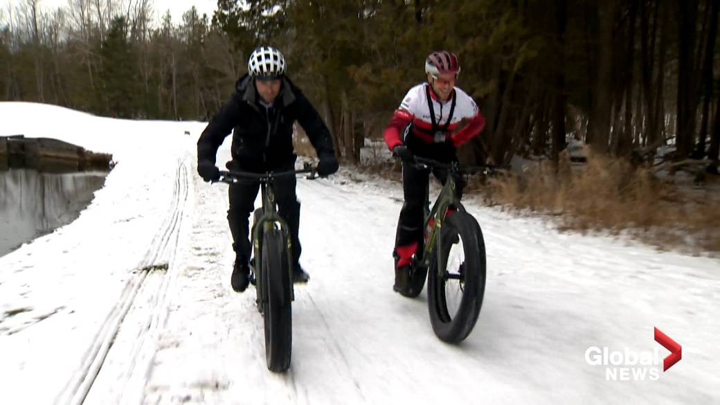 Fitness Served Cold: What is fat biking and how can it carry you through winter?