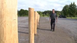 Uxbridge cracks down on stunt driving at local park (01:38)