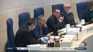 Day 3 of budget deliberations wraps up at Edmonton City Hall