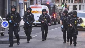 Suspect, two victims killed in London Bridge terror attack