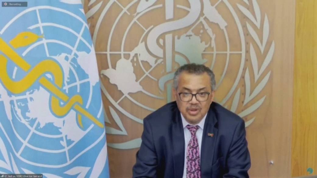 Click to play video: 'COVID-19: World has entered stage of 'vaccine apartheid', WHO head says'