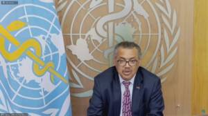 COVID-19: World has entered stage of 'vaccine apartheid', WHO head says (01:41)