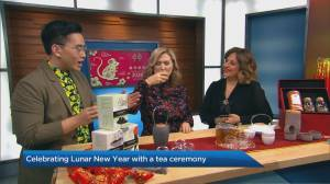 How to enjoy a traditional Chinese tea ceremony for Lunar New Year