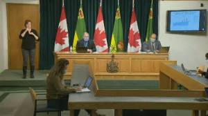Saskatchewan considers new measures to curb COVID-19 surge (02:31)