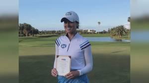 Okanagan pro golfer to compete in 2021 U.S. Women's Open Championship (01:40)