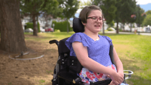 Show of Hearts 2021: Jenna's new wheelchair (05:51)