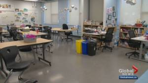 Registration for online learning surges as Alberta schools set to resume (02:13)