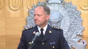 RCMP provide details of shooting that left 2 injured, including officer