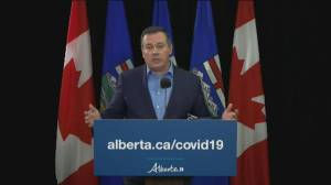 Alberta launches 24-day quarantine for contacts of COVID-19 variant (04:13)