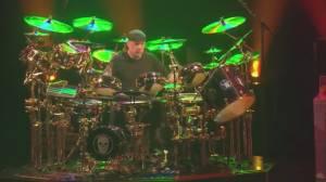 'Rush' drummer Neil Peart dead at 67 (01:39)