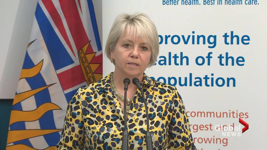 Click to play video: `` Symptoms of British Columbia Woman Who Developed Rare Blood Clot After AstraZeneca COVID-19 Vaccine ''