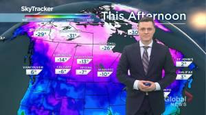 Saskatchewan weather outlook: Feb. 17