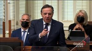 West Island Liberal MNA reprimanded following comments on Quebec and racism (02:13)