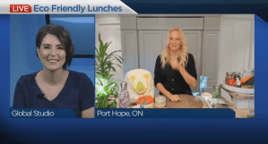 Eco friendly lunches for back to school (04:44)