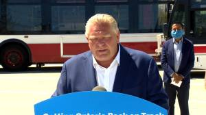 Ford says he has 100 per cent confidence federal government will fund 40 per cent share of subway proposal