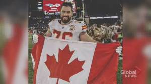 Coronavirus: Quebec NFL player Laurent Duvernay-Tardif opts out of 2020 season to focus on medicine
