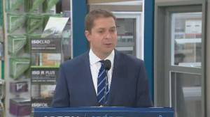 Quebec voters unfamiliar with Conservative leader Andrew Scheer (01:43)