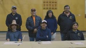 First Nations call for deferral on old growth logging in Fairy Creek (02:11)