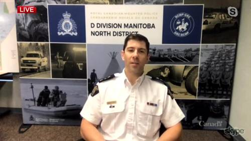 One year after heading the Manitoba manhunt | Watch News Videos Online
