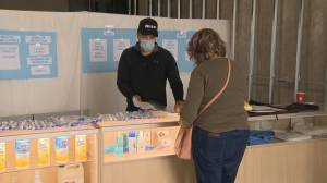 Pop-up store selling masks, hand sanitizer opens in West Island
