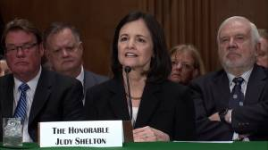 Trump Fed nominee Judy Shelton faces bi-partisan questioning on her independence from president