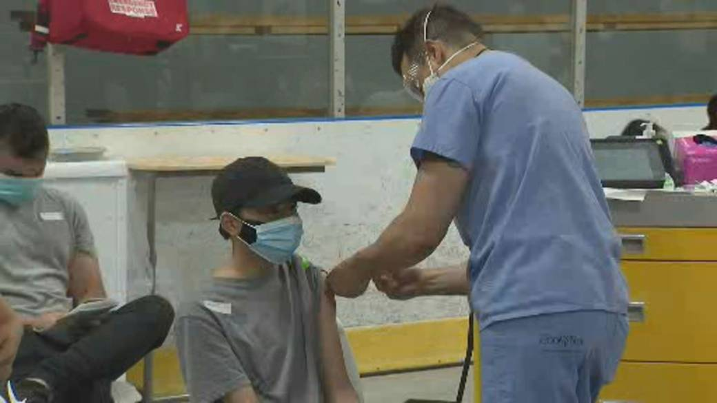 Click to play video: 'Canada's COVID-19 vaccination rate starting to plateau'