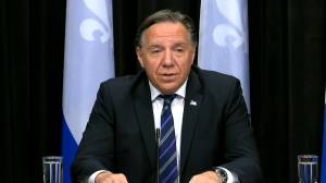 Coronavirus: Legault urges Quebec residents to limit private gatherings as cases rise
