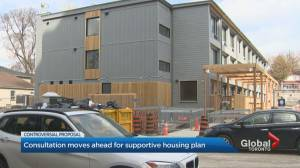 Controversial Toronto housing project moving ahead with promise of increased consultations (02:09)