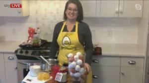Recipe: Holiday Cheer Eggnog (04:48)