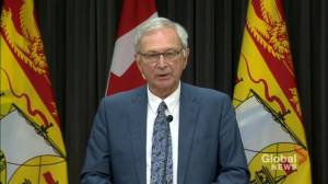 N.B. Premier: Moncton transitioning back to yellow phase on Thursday