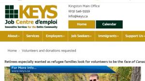 Keys Job Centre needs volunteers to help newcomers to Kingston