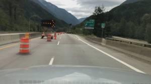 B.C. wildfires: Hope to Merritt Coquihalla closure due to fire risk (03:17)