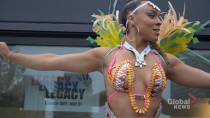Click to open video A slice of Caribbean Carnival
